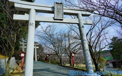 宮地嶽神社 奥の宮