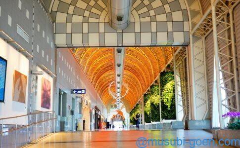 台湾 高雄空港
