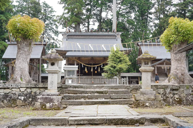 元伊勢外宮 豊受神社