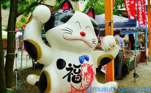 大阪 一宮 坐摩神社 陶器神社