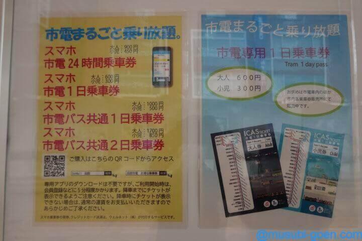 函館 観光 旅行 函館市電