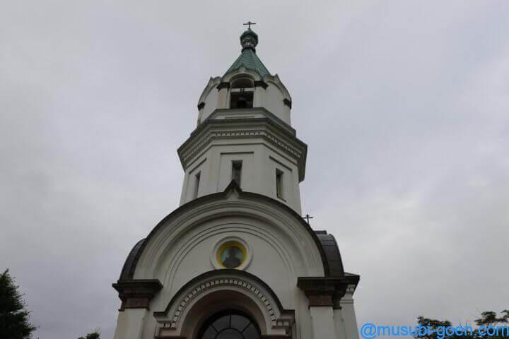 函館 観光 旅行 函館ハリスト正教会