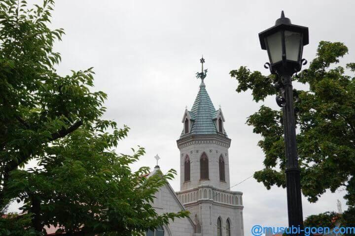 函館 観光 旅行 函館元町教会