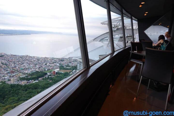 函館 観光 旅行 函館山 昼景 夜景