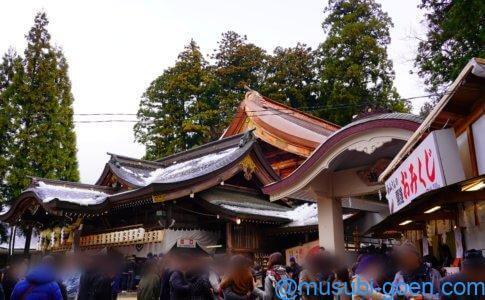 白山比咩神社 石川 加賀 一宮